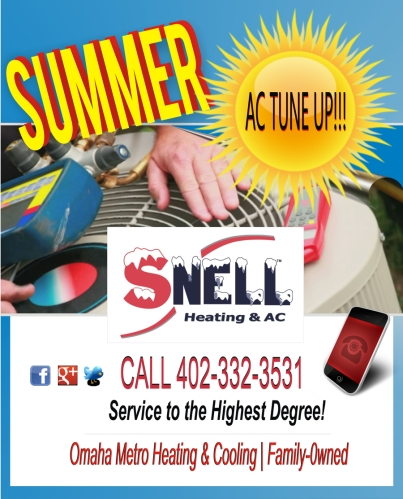 omaha neb air conditioning repair company snell may 2015 ad